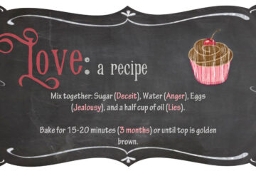 Love: A Recipe by Joe Russo at Spillwords.com