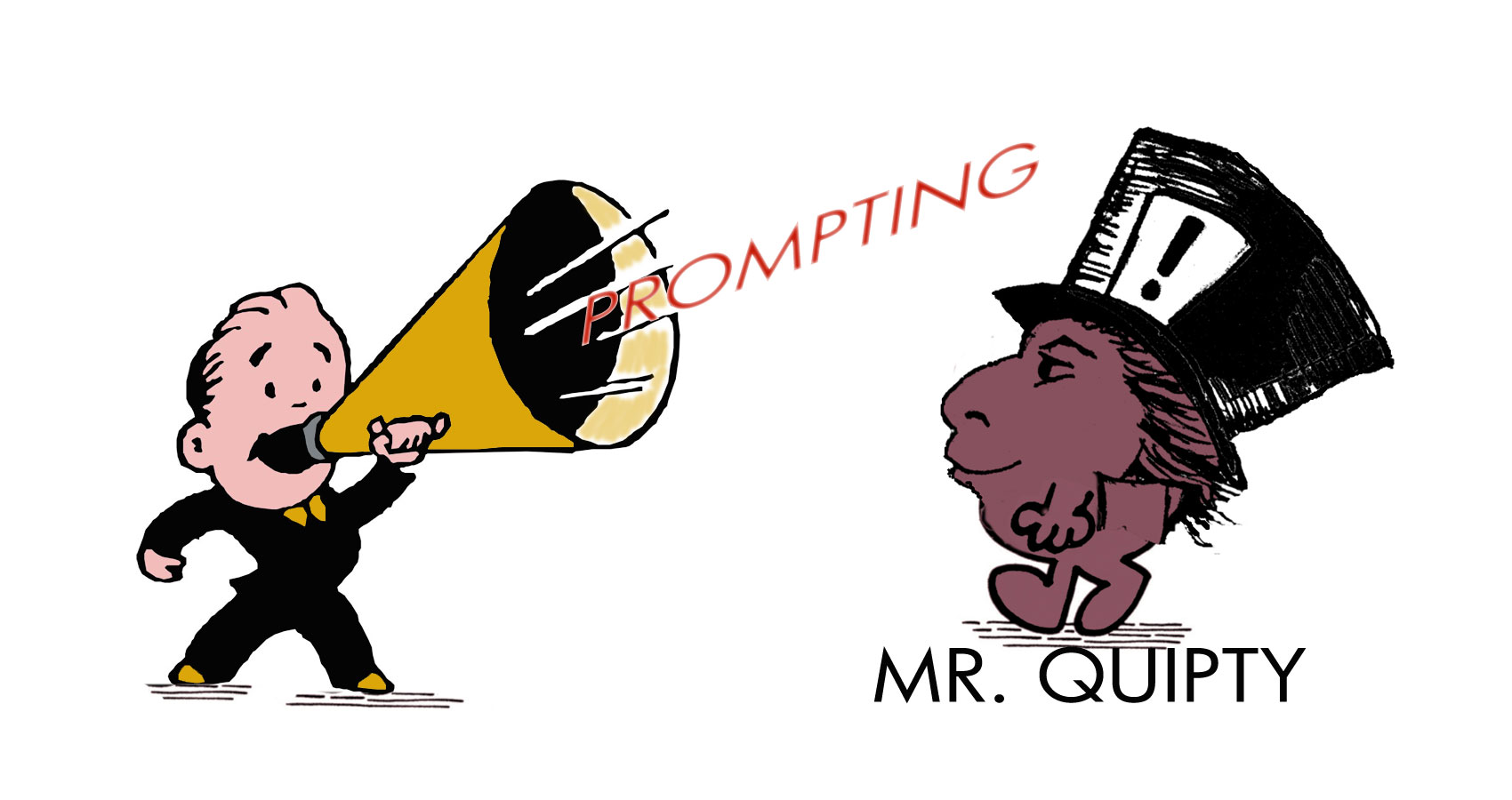 Prompting MR. QUIPTY at Spillwords.com