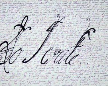 So I Write by Rakind Kaur at Spillwords.com