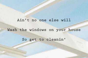 Something About Window Panes by Ian Michael at Spillwords.com