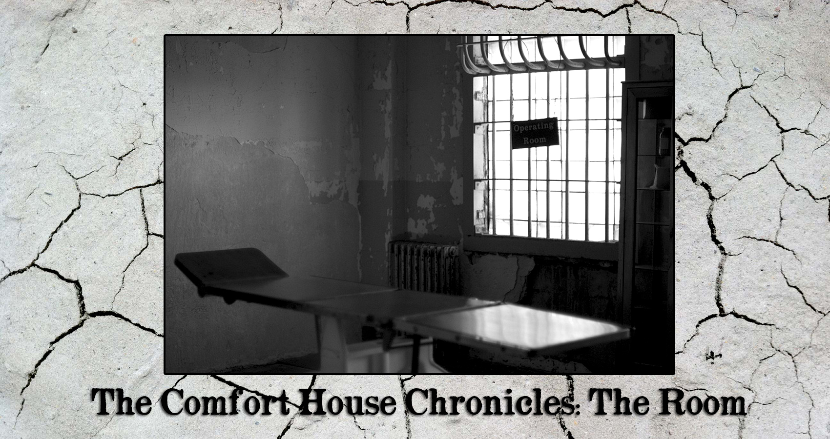 The Comfort House Chronicles: The Room by RayFed at Spillwords.com