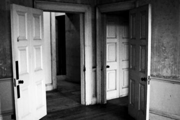 The Door written by AngelFace44 at Spillwords.com