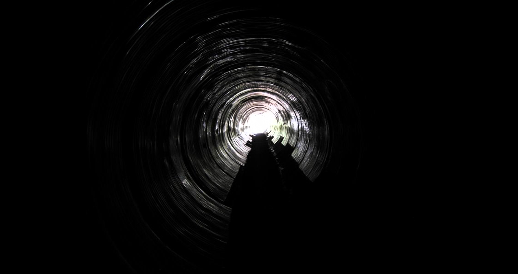 The Light At The End of The Tunnel by Poetanp at Spillwords.com