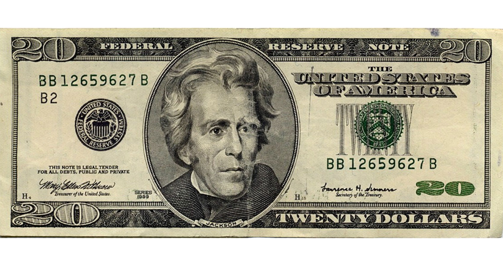 $20 written by Em Collins at Spillwords.com