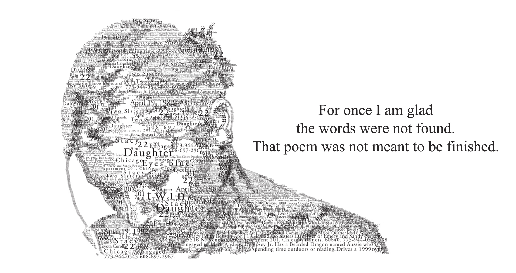 A Poem Unfinished written by AngelFace44 at Spillwords.com