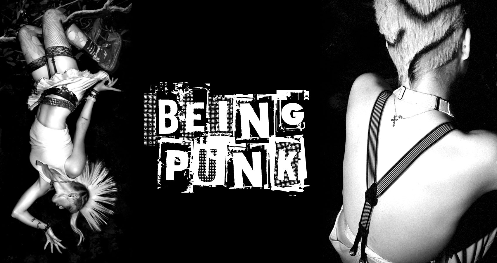 Being Punk, written by Jessica Evans at Spillwords.com