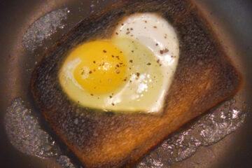 Burnt Toast, written by Angie Brocker at Spillwords.com