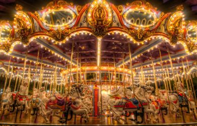 CAROUSEL by Dilip Mohapatra at Spillwords.com