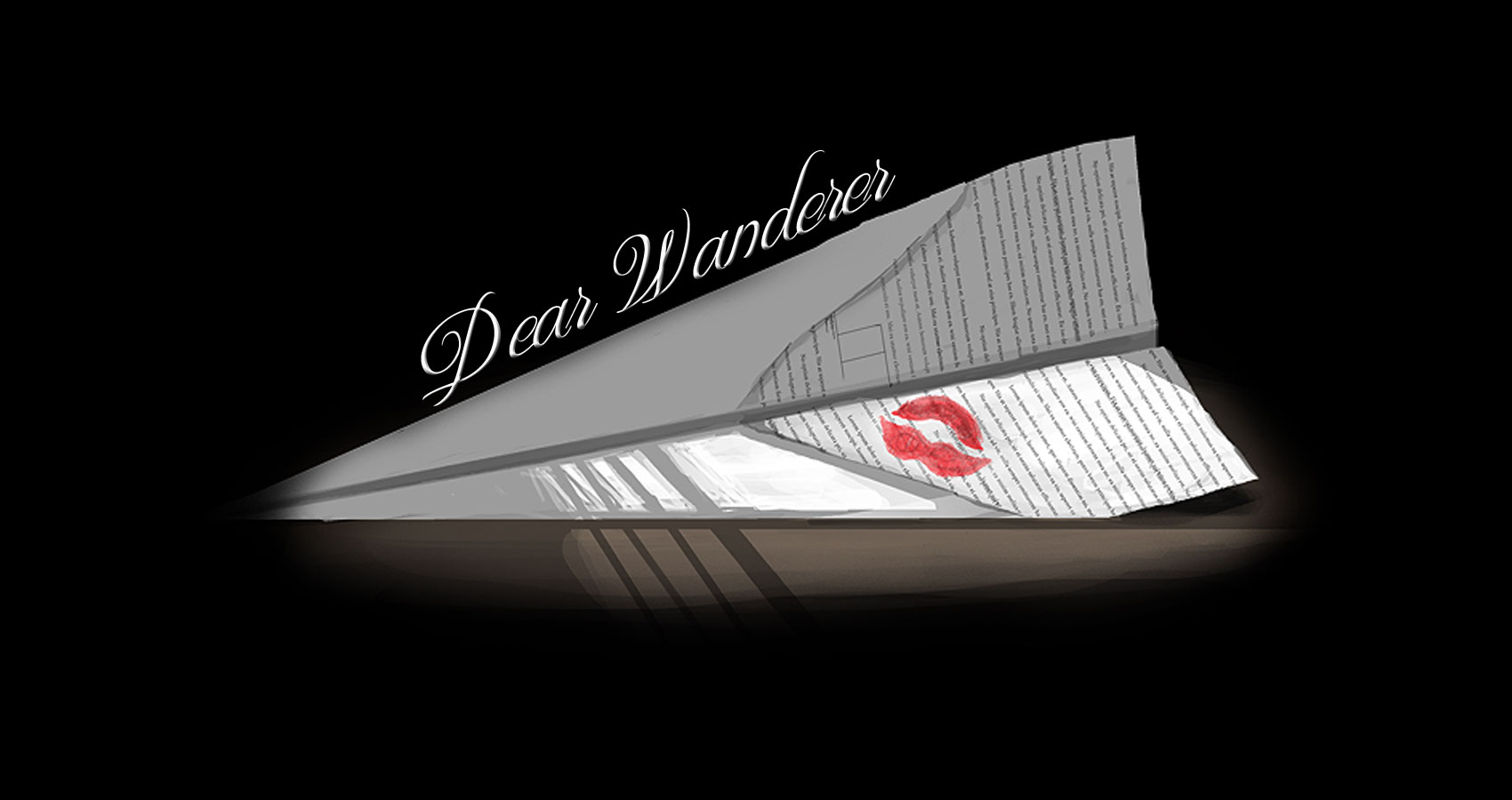 Dear Wanderer, by Robbie Masso at Spillwords.com