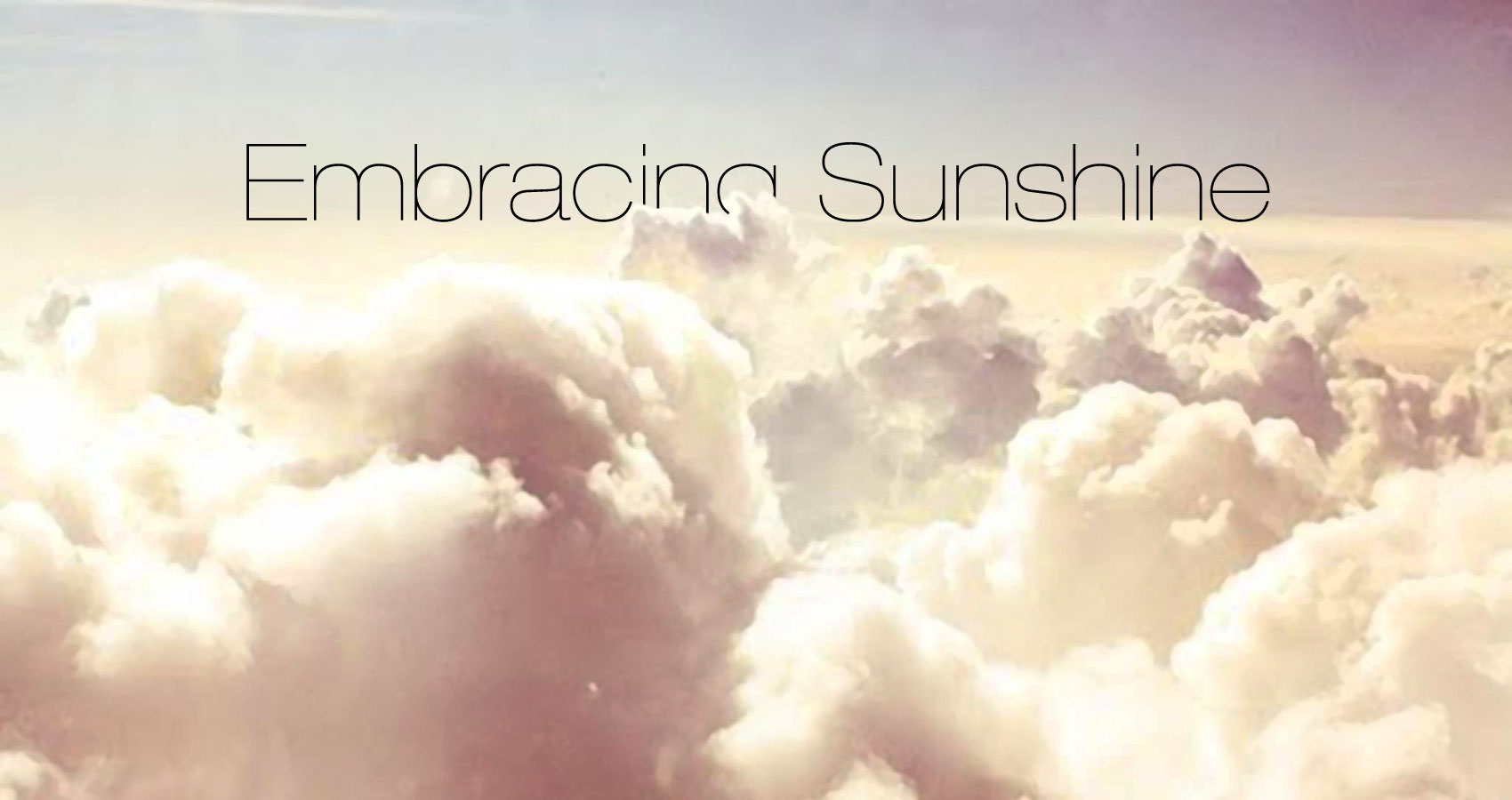 Embracing Sunshine by Seorin Kae at Spillwords.com