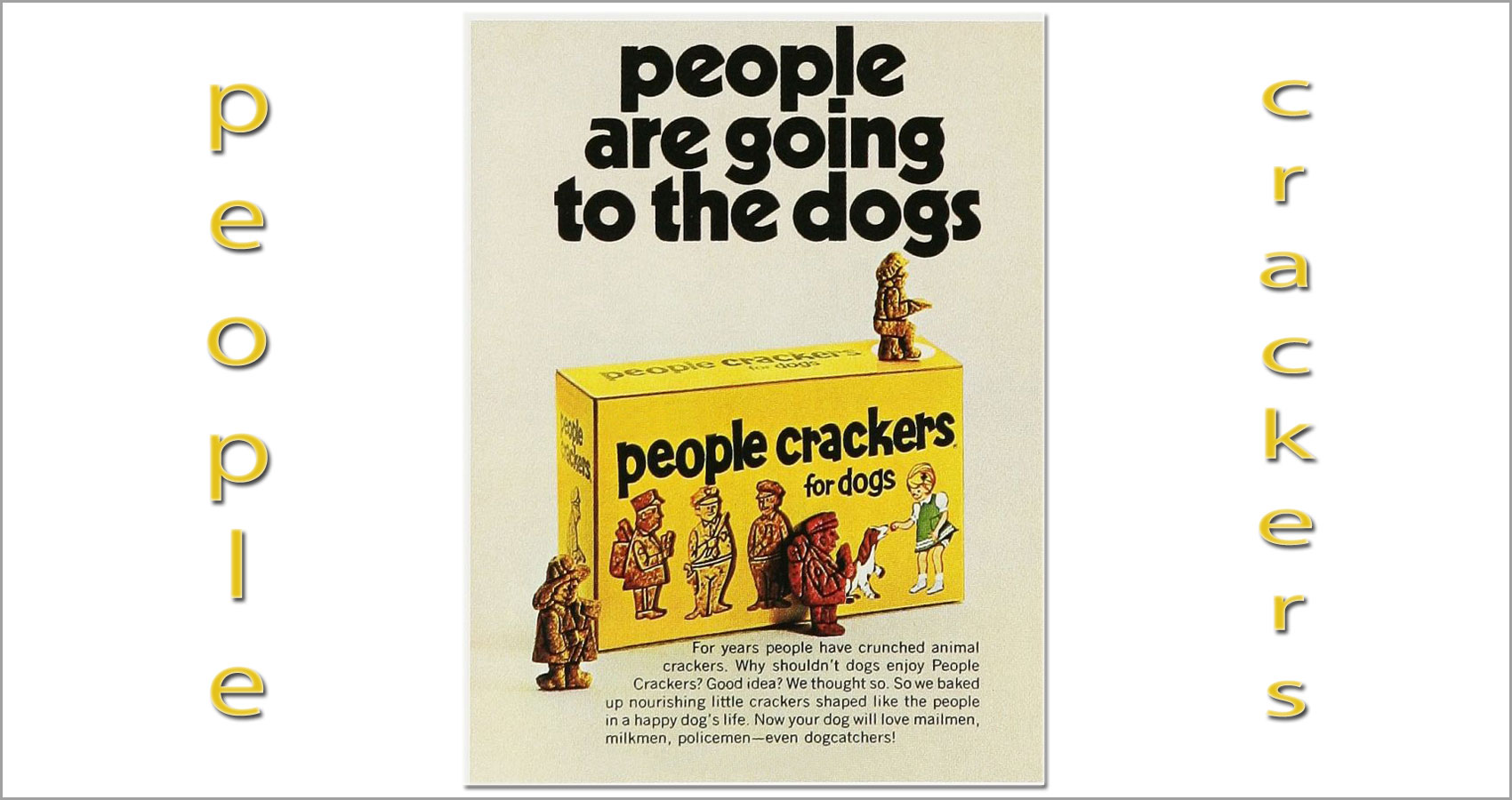 People Crackers, by Deborah Jane at Spillwords.com