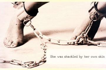 Shackles, written by Kabrie Waters at Spillwords.com