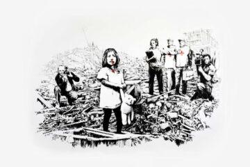Syria and Child by Giorgia Spurio at Spillwords.com
