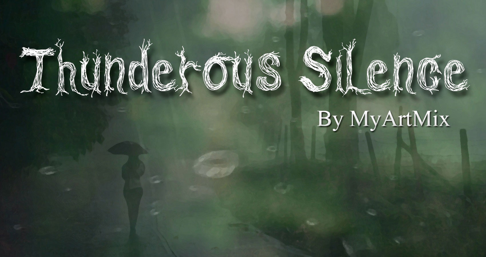hunderous Silence by MyArtMix at Spillwords.com