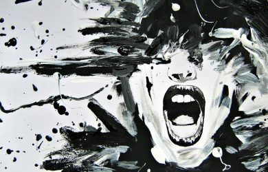 Anger Issues, written by Angie Brocker at Spillwords.com