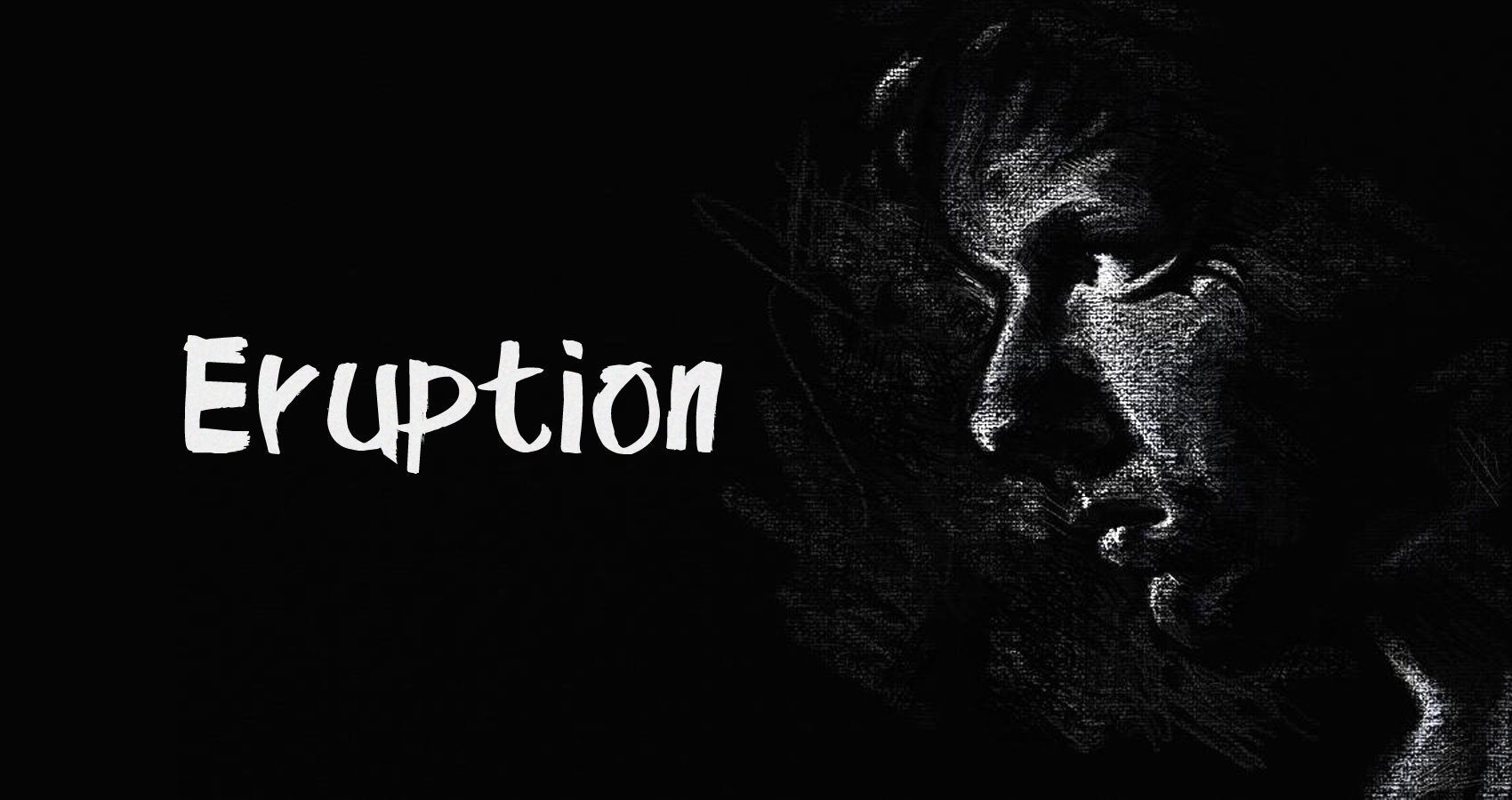 Eruption written by Criss Tripp at Spillwords.com