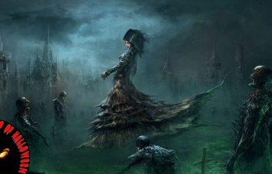 The Thirteen Days of Halloween - Hallow's Eve written by Anne G at Spillwords.com