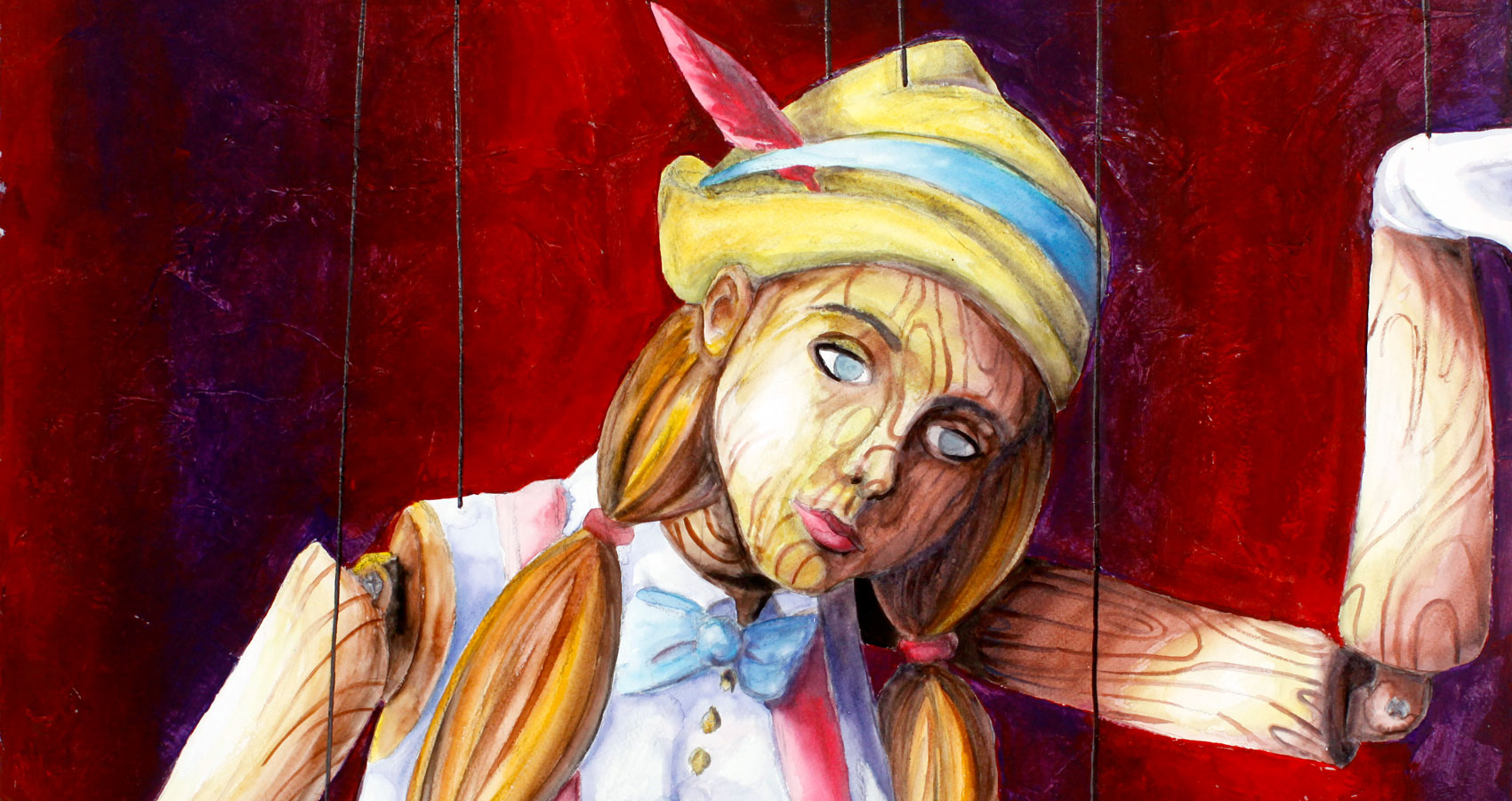 Marionette written by L.M. Giannone at Spillwords.com
