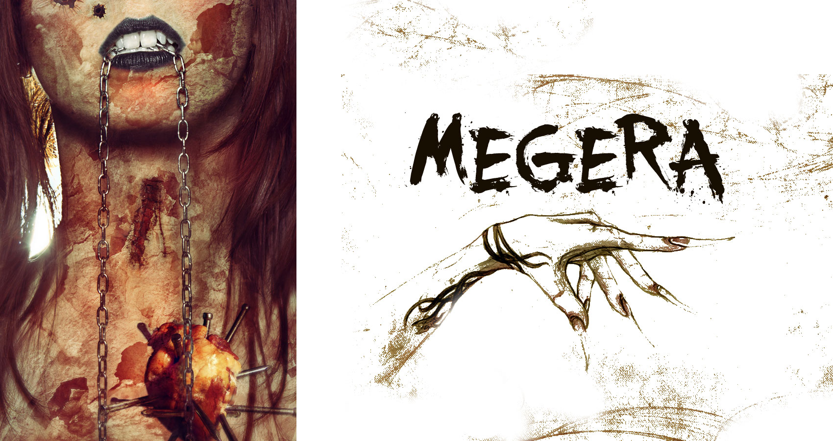 Megera written by Giuliana Sisca and edited by Maurizio Ricci at Spillwords.com