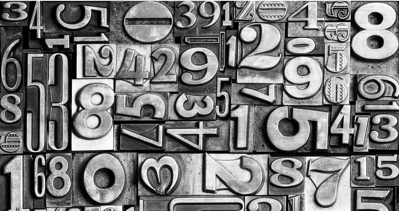 Numeros by José A. Gómez at Spillwords.com