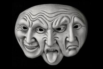 thr3 faces by Geovanni Villafañe at Spillwords.com