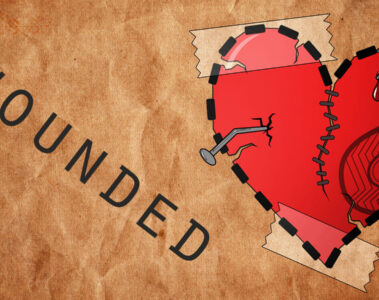 Wounded by Ingela(saja) at Spillwords.com