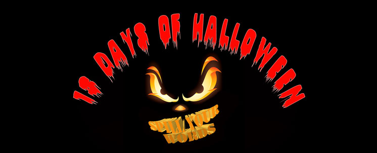 13 Days of Halloween Series at Spillwords.com