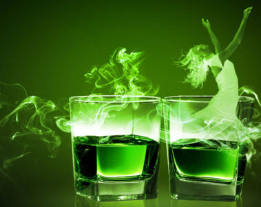 Absinthe written by L.M. Giannone at Spillwords.com