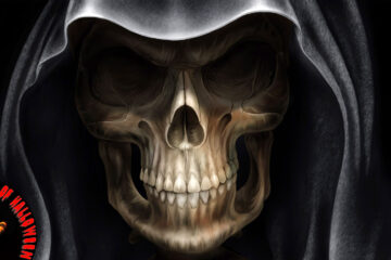 The Thirteen Days of Halloween - Death and The Old Man by Daniel S. Liuzzi at Spillwords.com