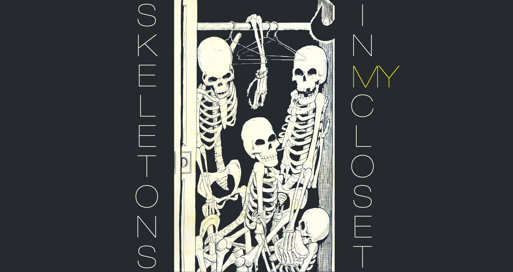 Skeletons In My Closet written by Fallen Engel at Spillwords.com