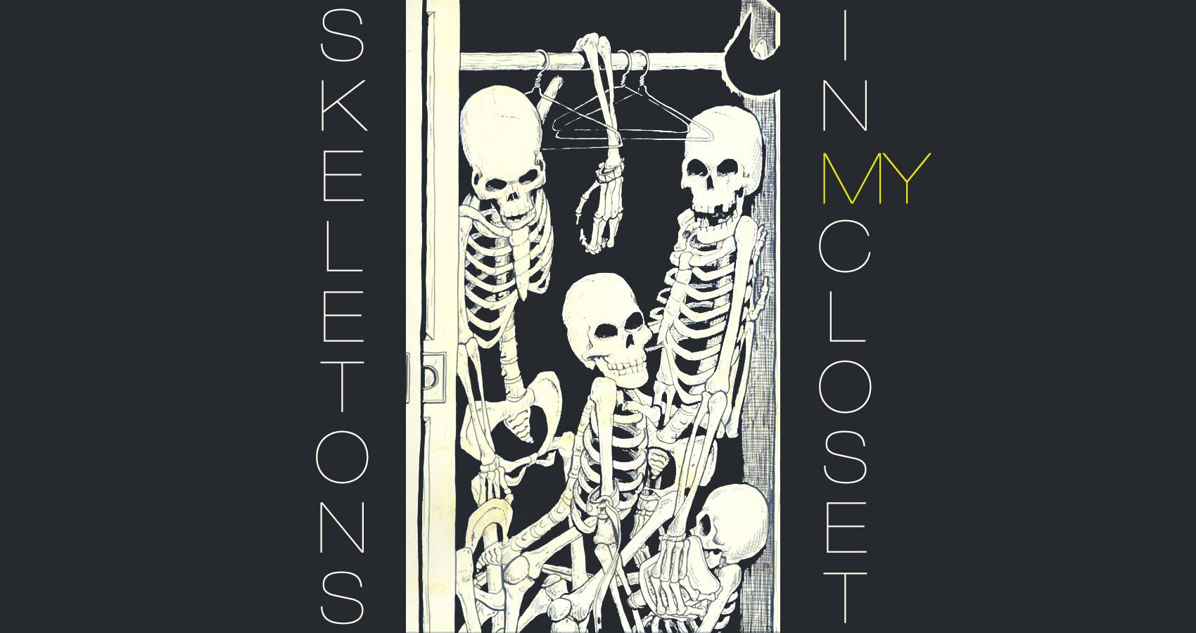 Skeletons In My Closet written by Fallen Engel at Spillwords.com