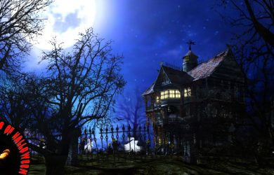 The Thirteen Days of Halloween - The House at the End of the Lane by Odonko-ba at Spillwords.com