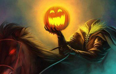 The Thirteen Days of Halloween - The Legend Of Sleepy Hollow at Spillwords.com