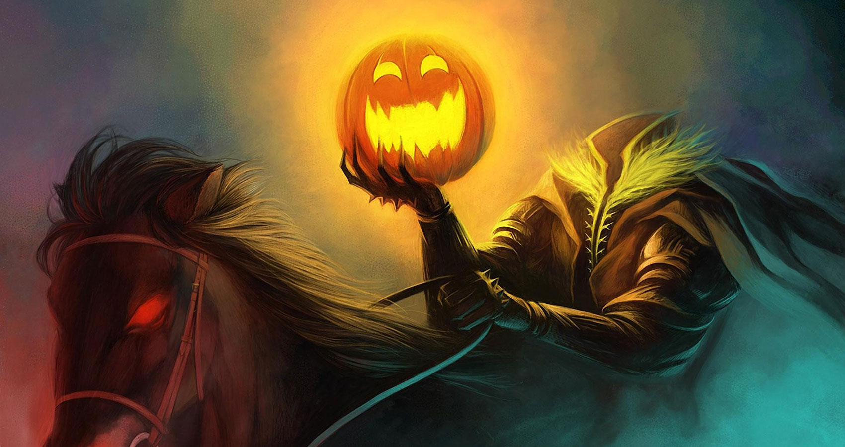 The Thirteen Days of Halloween - The Legend Of Sleepy Hollow at Spillwords.com
