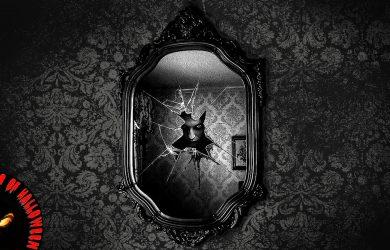 The Thirteen Days of Halloween - The Mirror Man written by Prospermind at Spillwords.com
