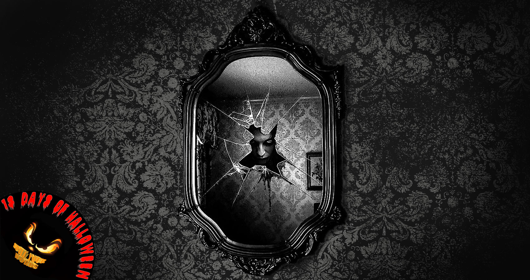 The Thirteen Days of Halloween - The Mirror Man written by Prospermind at Spillwords.com