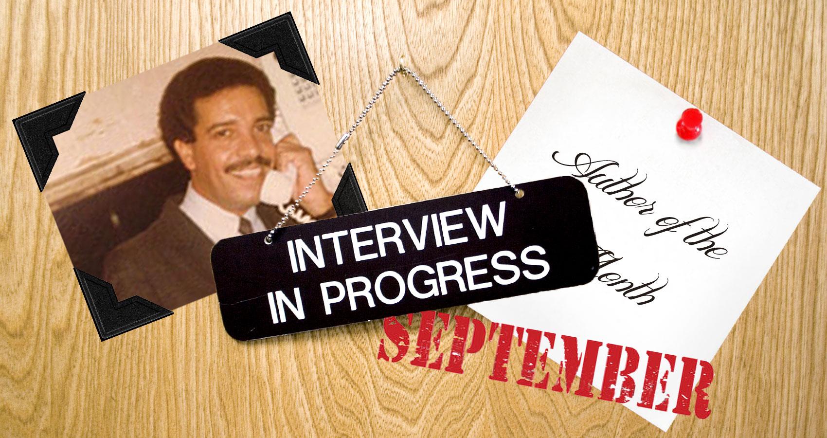 Interview with the author José A. Gómez at Spillwords.com
