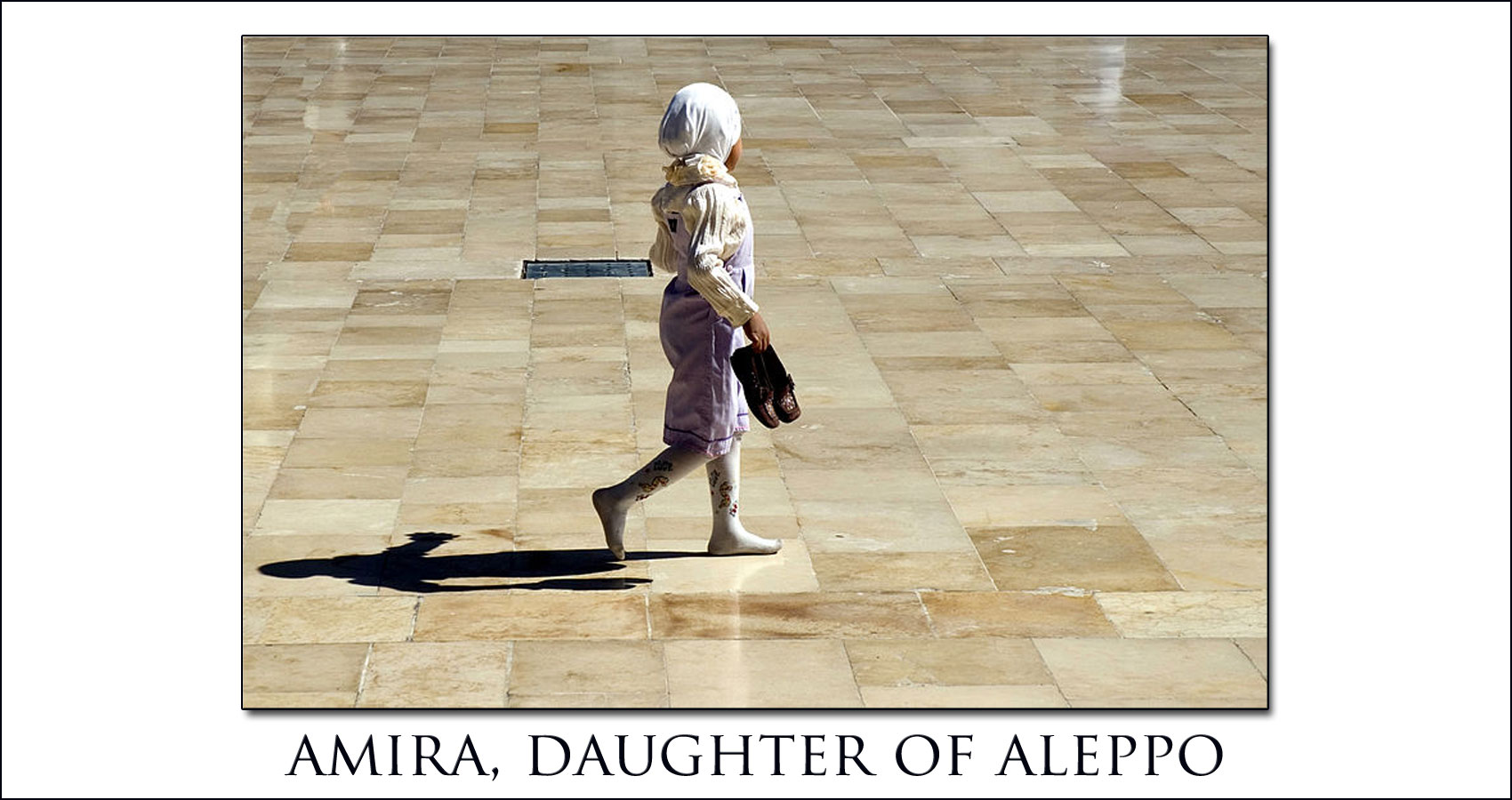 Amira, Daughter of Aleppo by Nobby66 at Spillwords.com