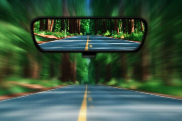 Battlescars in Rearview Mirror by Odonko-ba at Spillwords.com