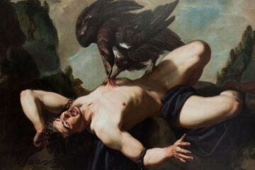 Like Prometheus by Marta Compagnone at Spillwords.com