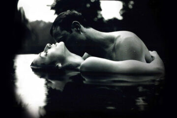 Skinny Dipping written by Joyce Butler at Spillwords.com