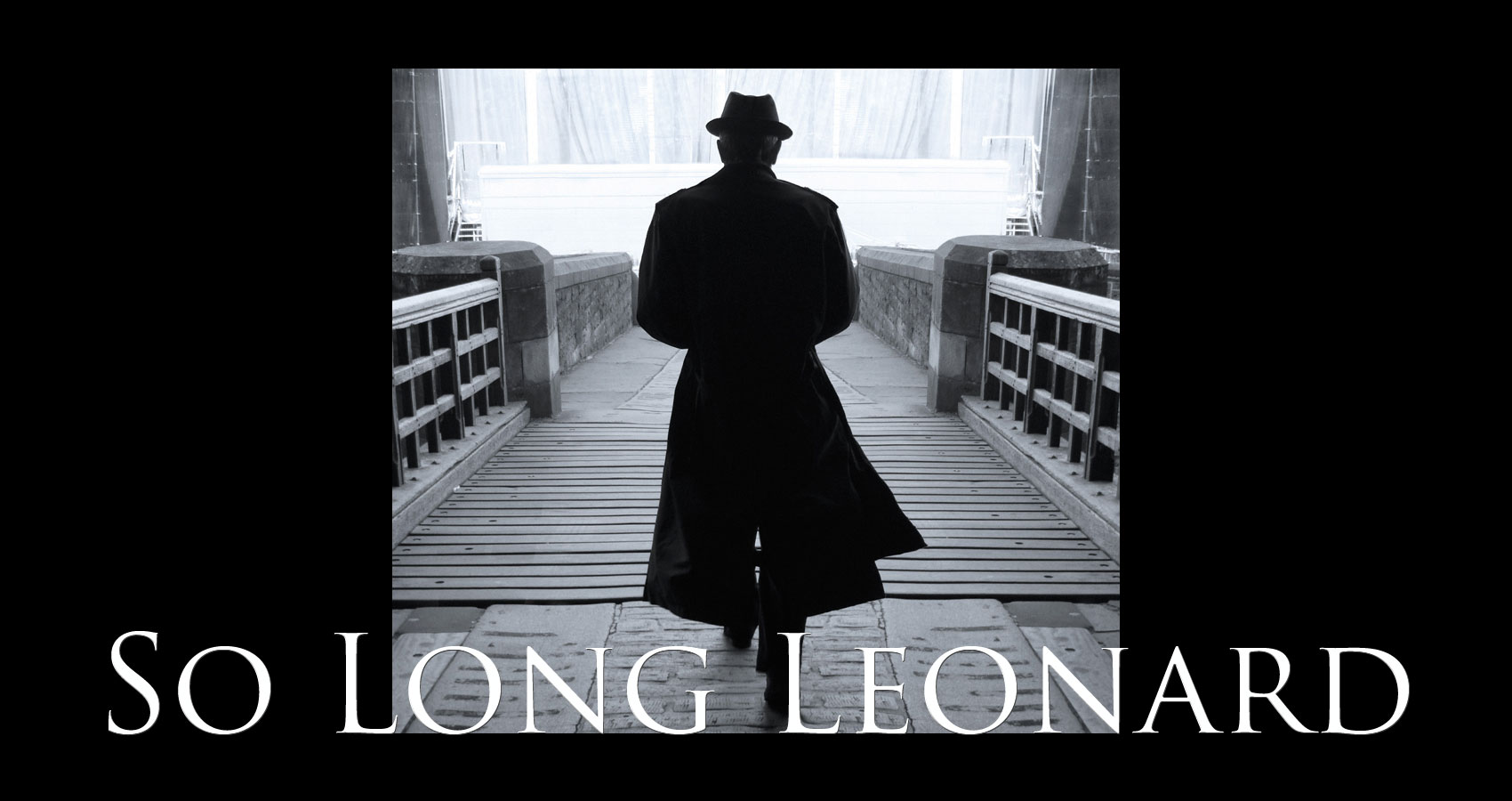 So Long Leonard written by Martin Brown at Spillwords.com
