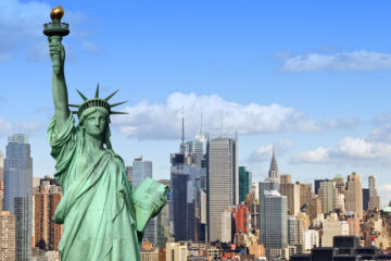 THE STATUE OF LIBERTY WILL FOREVER STAND written by Anahit Arustamyan at Spillwords.com
