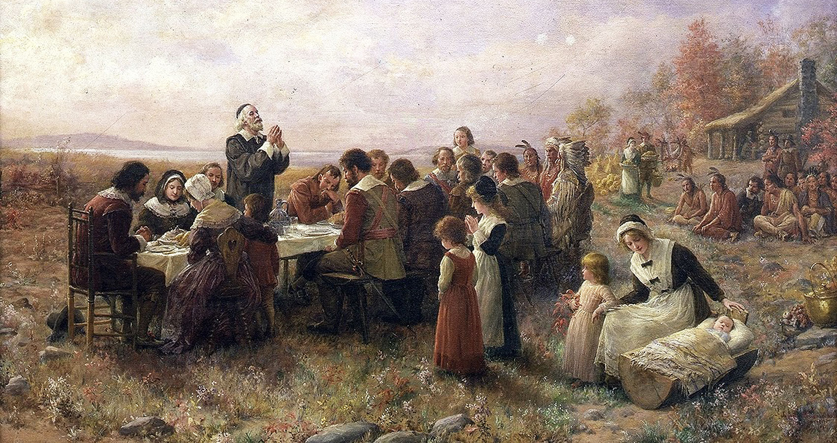 The New-England Boy's Song about Thanksgiving Day written by Lydia Maria Child at Spillwords.com