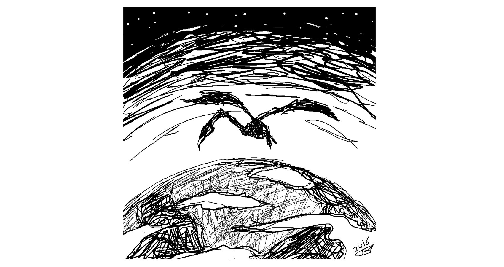 The Vulture by Robyn MacKinnon at Spillwords.com