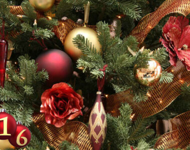 Christmas Ornaments by Lucretia T. Knight at Spillwords.com