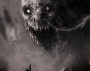 Darkness written by Freya Pickard at Spillwords.com