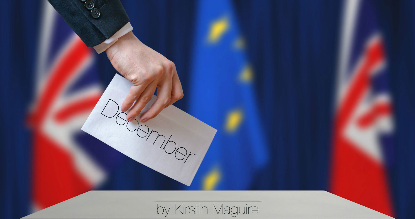 December written by Kirstin Maguire at Spillwords.com