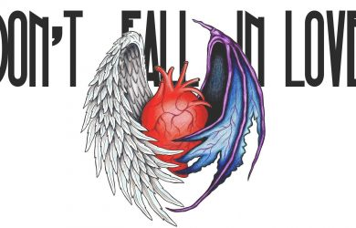 Don't Fall In Love written by Chey Ruble at Spillwords.com