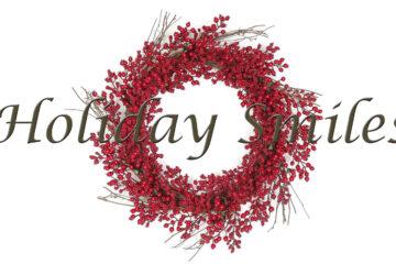 Holiday Smiles written by Deborah P Kolodji at Spillwords.com